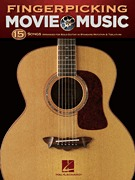 Fingerpicking Movie Music 15 Songs Arranged for Solo Guitar (HL00699919)