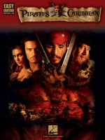Pirates of the Caribbean for Easy Guitar (with Tab) (HL00702515)