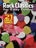 Rock Classics for Easy Guitar (HL02500609)