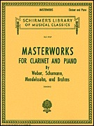 Masterworks for Clarinet and Piano (HL50261350)