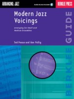 Modern Jazz Voicings Arranging for Small and Medium Ensembles (HL50449485)