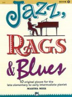 Jazz, Rags & Blues By Martha Mier (JRBMM)