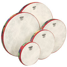 Remo Kids Hand Drum with Mallet (KD0101)