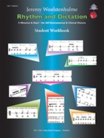 Rhythm and Dictation: Student Edition (KJOSL64)