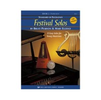 Standard of Excellence: Festival Solos Book 2 (KJOSW37)
