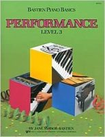 Bastien Piano Basics Level 3 - Performance (KJOSWP213)