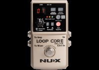Nux Loop Core Deluxe 24-bit Looper Pedal Bundle (LOOPCOREDELUXE)