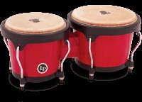 Latin Percussion® ASPIRE® Series Bongo - Winr Red Satin (LPA601WRN)