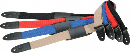 Levy's Junior Poly Guitar Strap with Pad (M8PJ)
