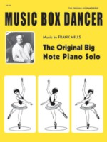 Mills, Frank - Music Box Dancer  Big Note Piano (MB004)