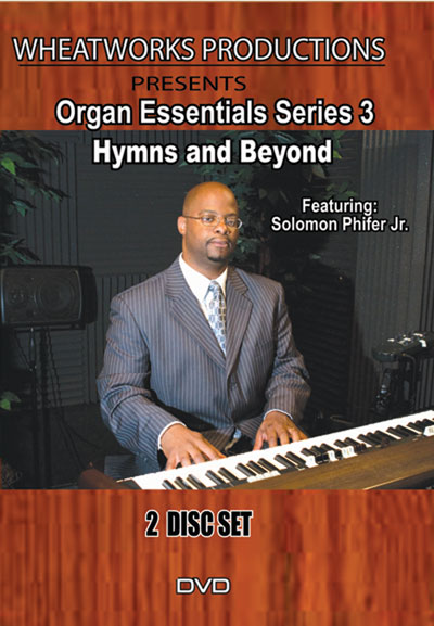 Organ Essentials Series, Part 3 : Hymns and Beyond  DVD (MB21898DVD)