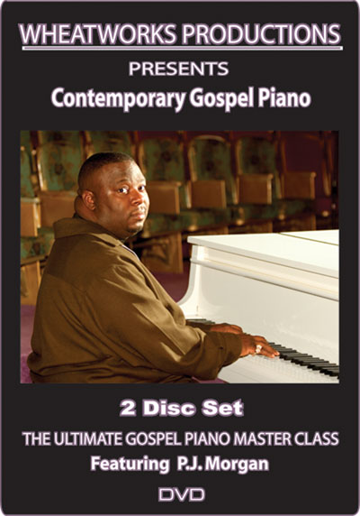 Ultimate Gospel Piano Master Class: Contemporary Gospel Piano  D (MB21899DVD)