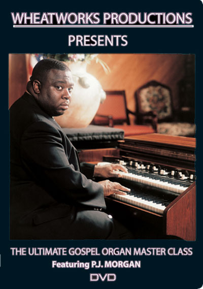 Ultimate Gospel Organ Master Class: Contemporary Gospel Organ  D (MB21901DVD)