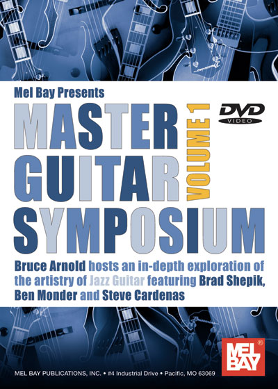 Master Guitar Symposium, Volume 1  DVD (MB21942DVD)