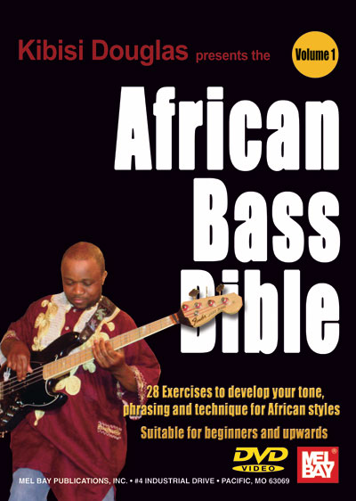 African Bass Bible, Volume 1  DVD (MB21974DVD)