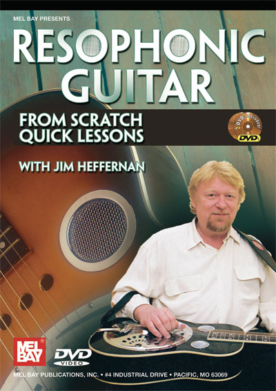 Resophonic Guitar From Scratch: Quick Lessons  DVD (MB21990DVD)