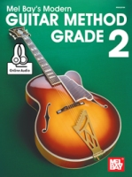 Mel Bay's Modern Guitar Method Grade 2 (Book + Online Audio) (MB93201M)