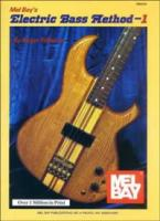 Electric Bass Method Volume 1 by Roger Filiberto (MB93234)