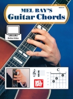 Mel Bay's Guitar Chords (Book + Online Video) (MB93261M)