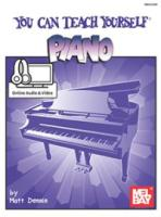 You Can Teach Yourself Piano with Online Audio & Video (MB94302M)