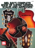 Mel Bay's Complete Book of Guitar Chords, Scales, and Arpeggios (MB94792)