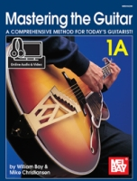 Mastering the Guitar 1A - Spiral (Book + Online Audio/Video) (MB96620M)