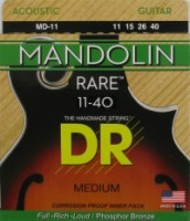 DR MD-11 RARE Mandolin Medium 11-40 (MD11)