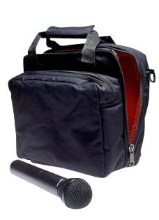 Microphone Padded Carry Bag (MIB100)