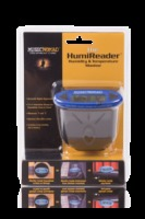 Music Nomad The HumiReader - Humidity & Temperature Monitor (MN305)