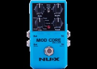 NUX Mod Core Deluxe Modulation Effects Pedal (MODCOREDLX)