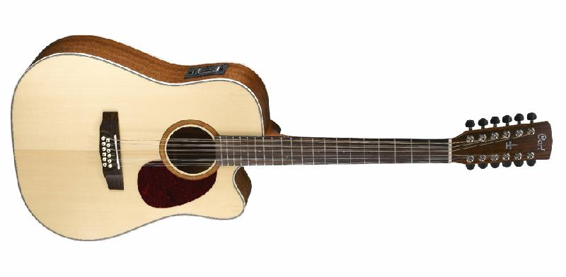 Cort MR Series 710F 12-String Acoustic/Electric Guitar (MR710F12)