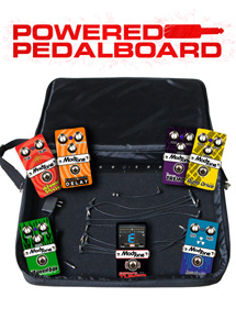 Modtone Powered Universal Pedal Board (MTPB8)