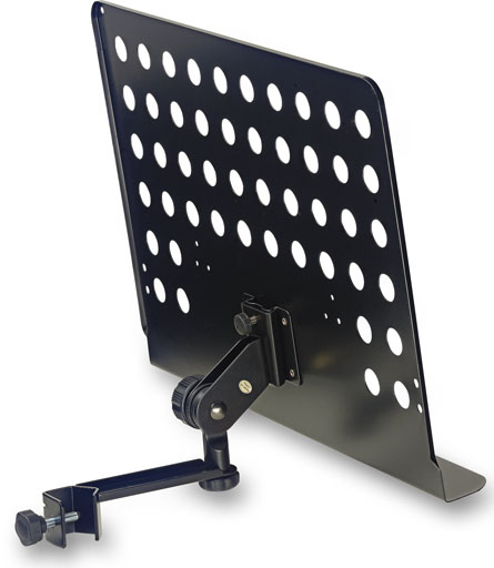Music Stand Attachment – Full Size Double Page (MUSARM2)