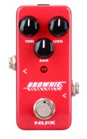Nux Brownie Distortion Mini Pedal (NDS2)