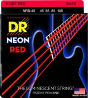 DR NRB-45 NEON Red Bass Medium 45-105 (NRB45)