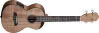 Oscar Schmidt OU800T Comfort Tenor Acoustic Electric Ukulele Flame Maple (OU800TE)
