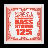 Ernie Ball .125 Nickel Wound Electric Bass String (P01625)