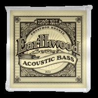 Ernie Ball Earthwood Phosphor Bronze Acoustic Bass Strings - 45-95 Gauge (P02070)