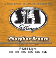 SIT Phosphor Bronze Acoustic Light 12-54 (P1254)