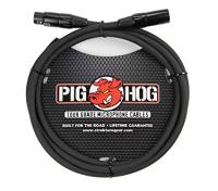 Pig Hog Tour Grade 8mm Microphone Cable, 6ft XLR (PHM6)