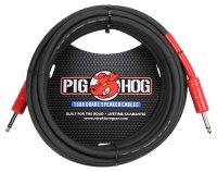 Pig Hog Speaker Cable 14 Gauge Wire 1/4 in. to 1/4 in. 25 ft. (PHSC25)