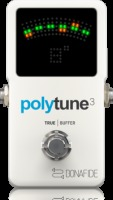 TC Electronic PolyTune 3 Polyphonic Tuning Pedal (POLYTUNE3)