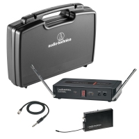 Audio Technica Pro Series 5 Frequency-agile Diversity UHF Guitar Wireless System (PRO501G)