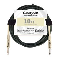 ChromaCast Pro Series 10-Feet Instrument Cable - Vanilla Cream (PSCBLSS10VC)