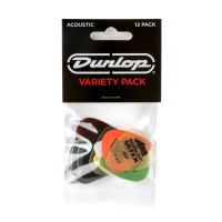 Dunlop Acoustic Guitar Pick Variety Pack (PVP112)