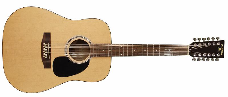 Indiana Scout 12-String Dreadnought Guitar (SCOUT12)