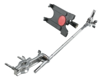Gibraltar Tablet Mount with Long Boom Arm and Grabber Clamp (SCTMLBA)