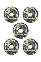 Cympad Chromatics Special edition Camo 40/15mm Crash Set (5 pcs) (SE155C)