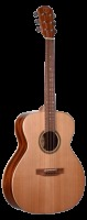 Teton Solid Cedar Top Auditorium Acoustic Guitar - Natural (STA105NT)