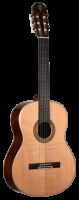 Teton Solid Spruce Top Classical Guitar Mahogany Back (STC110NT)